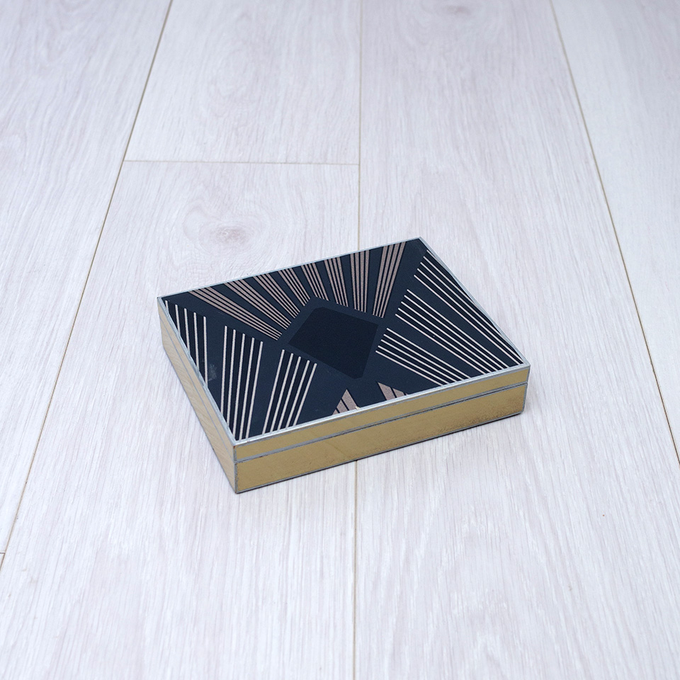 Caja de gemelos / joyero