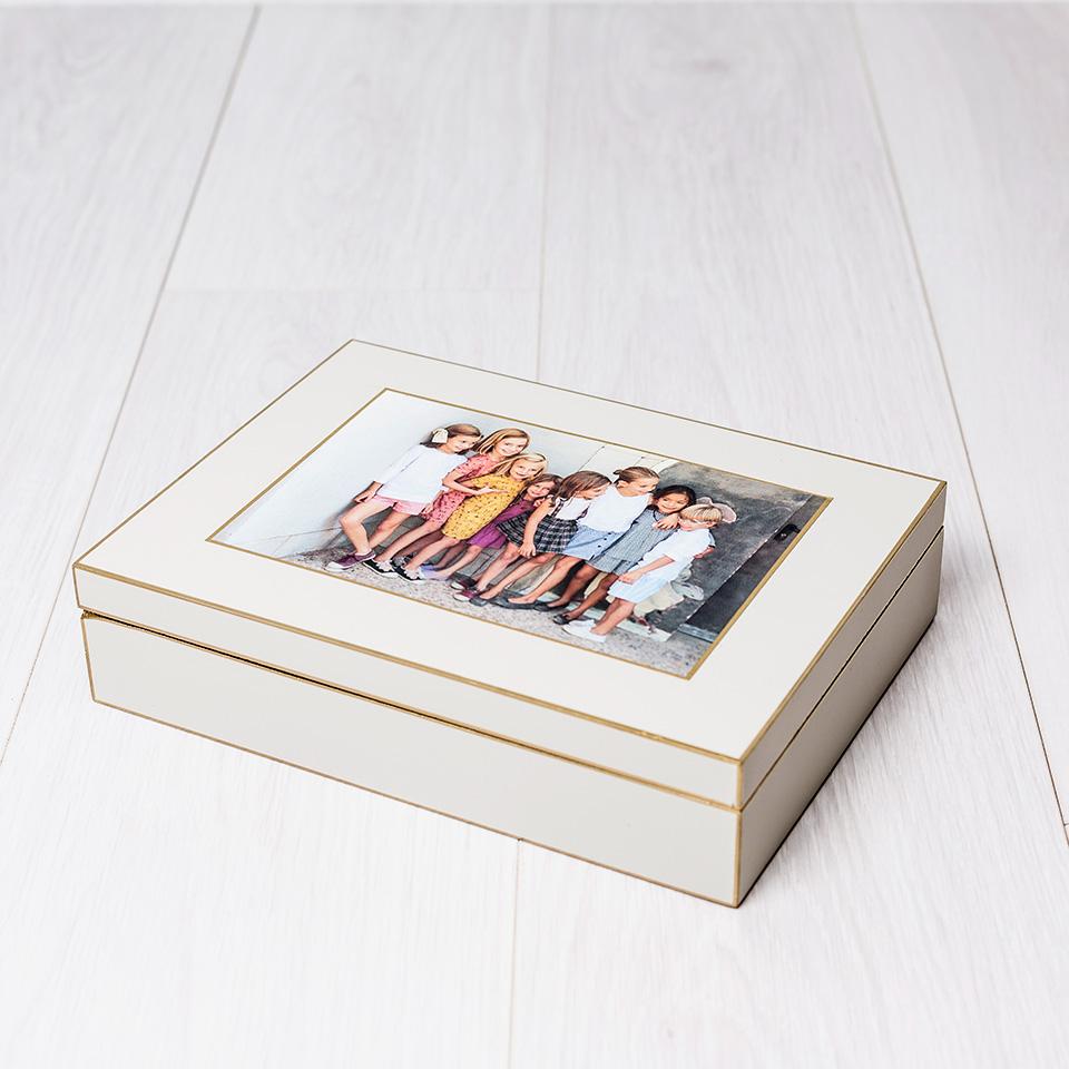Caja personalizada con tu imagen