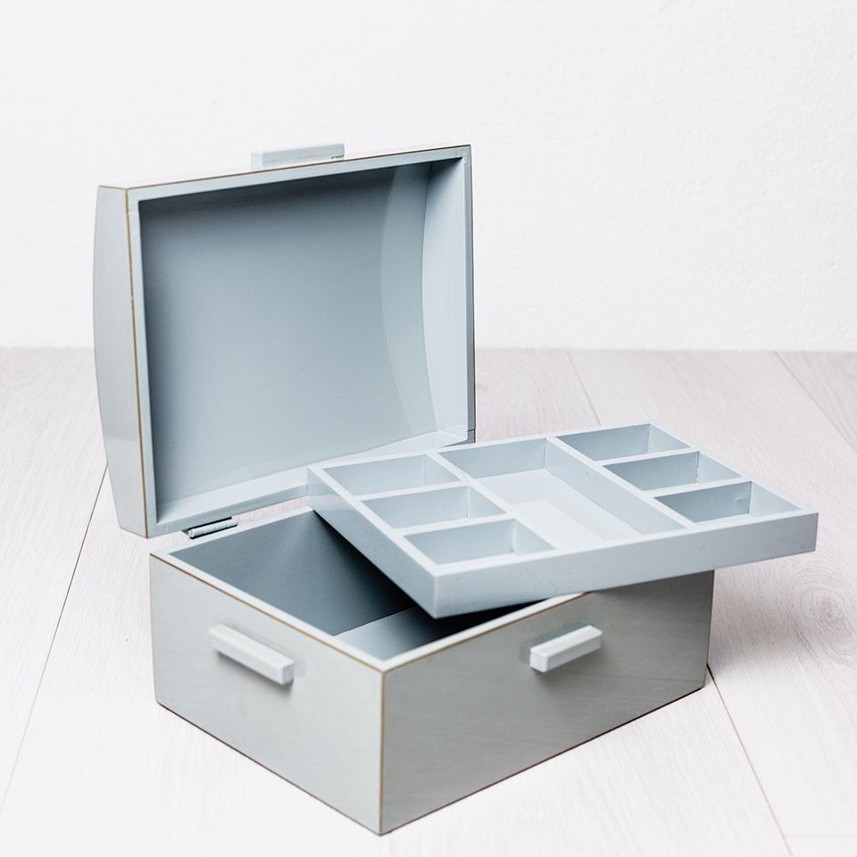 caja costurero