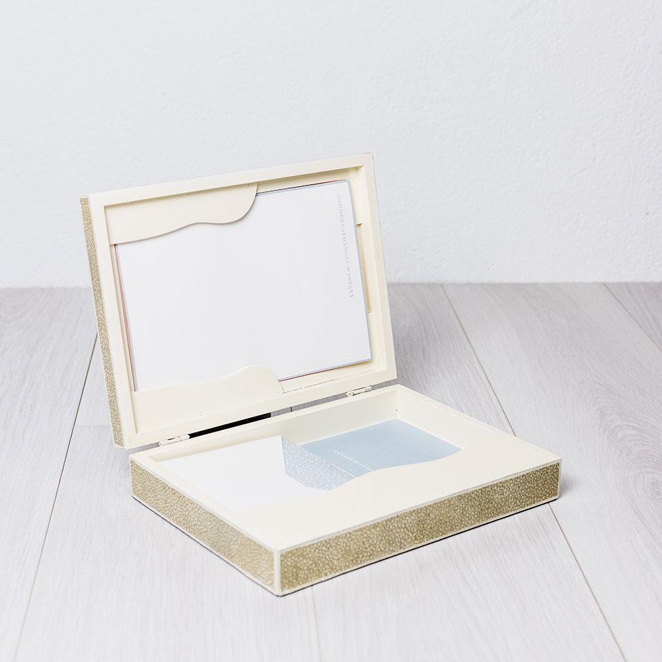 caja set papeleria
