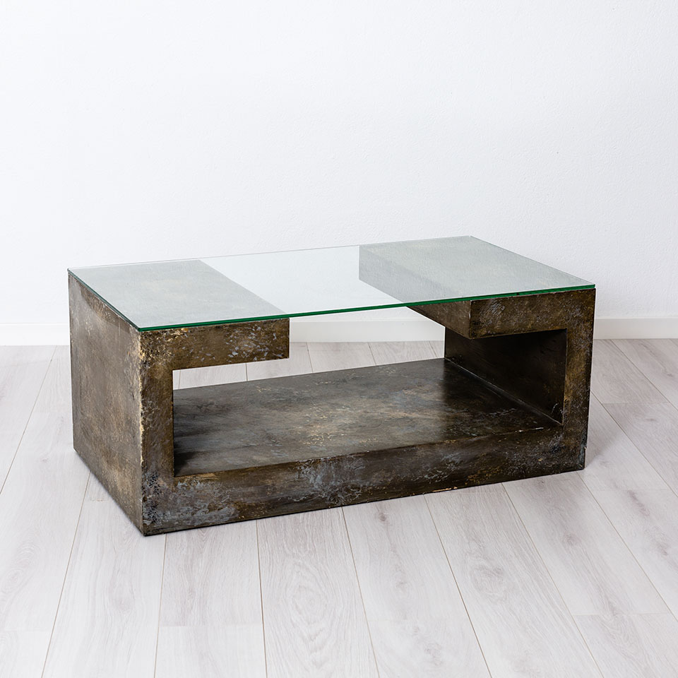 mesa centro cubo grande