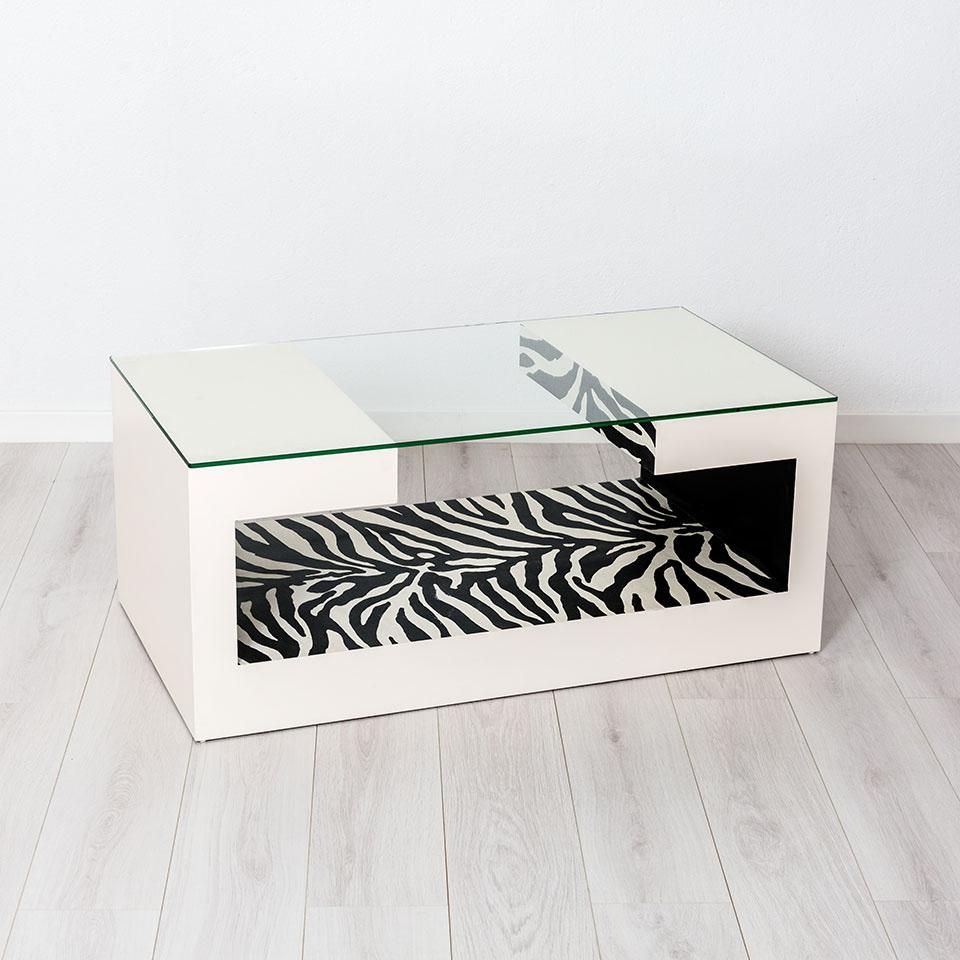 mesa centro cubo pequena