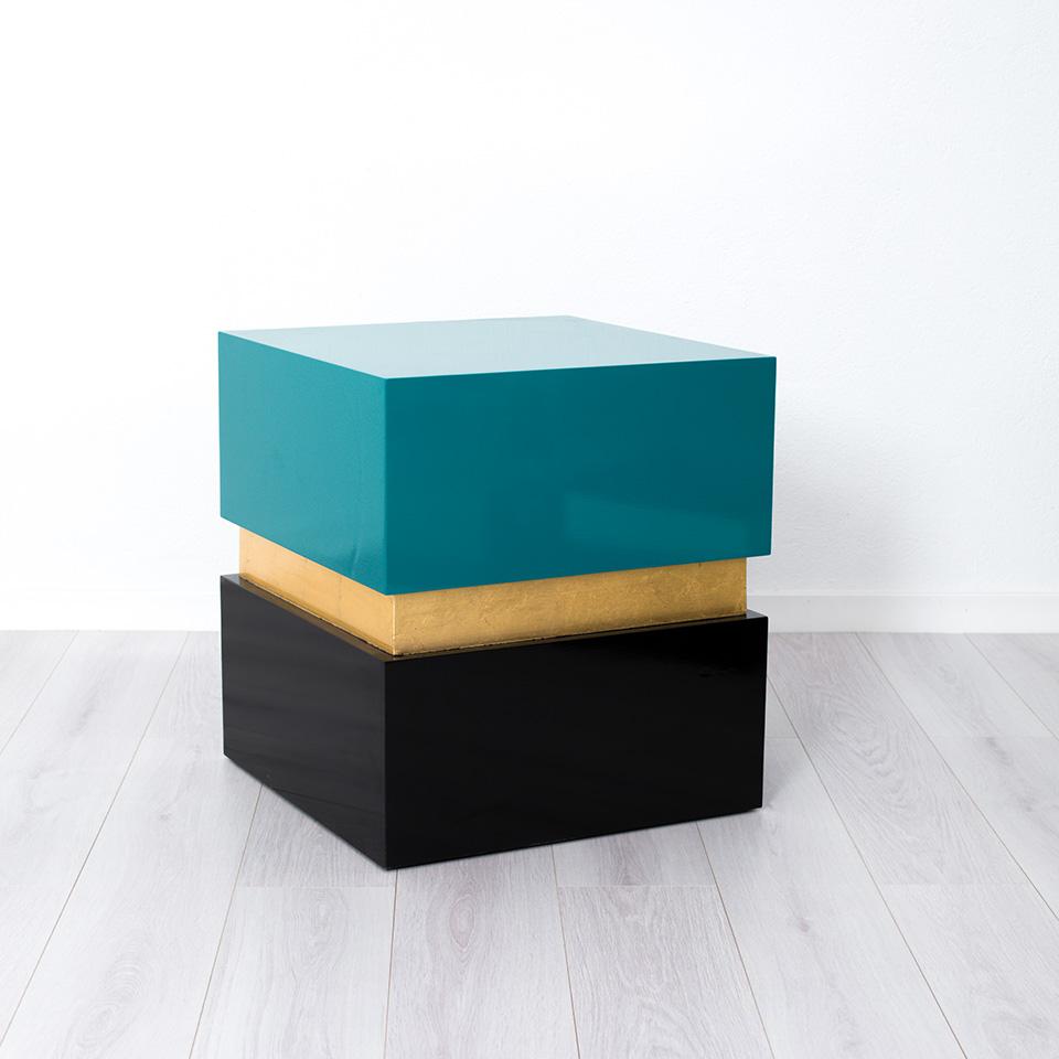 Mesa bloque pequeña