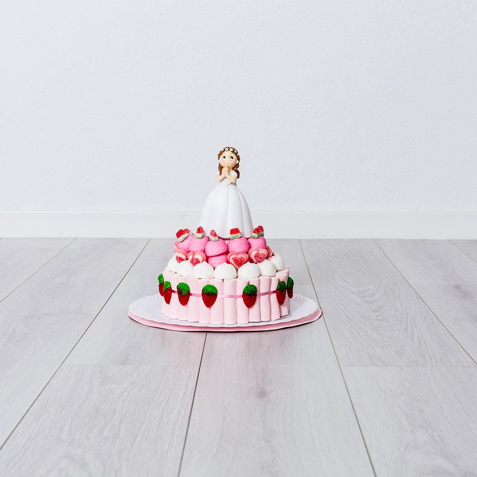 tarta pequena 1ra comunion